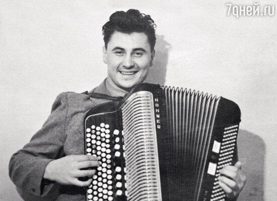 Второй муж, Владимир Никитин. 1960 г.