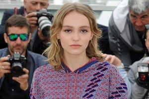 Дочка Джонни Деппа стала новым «лицом» Шанель