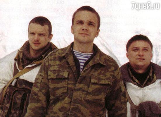 Андрей Чадов в фильме «Живой»