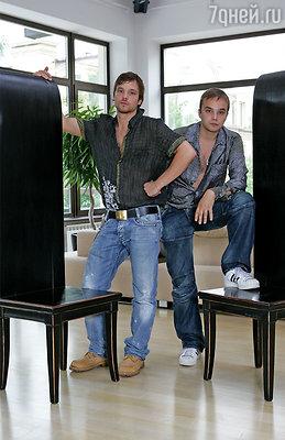 Алексей и Андрей Чадовы