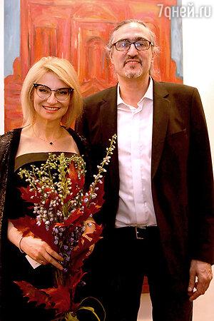 Эвелина Хромченко и Димитрий Семаков