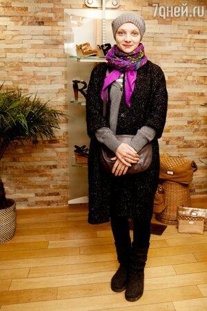 Екатерина Вилкова, Москва, ноябрь 2013