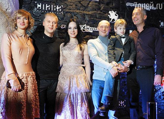 Съёмочная группа фильма «Камень»