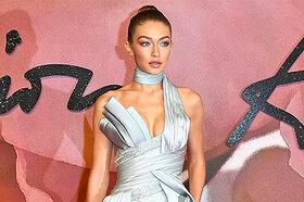 Джиджи Хадид, Сальма Хайек, Леди Гага на церемонии British Fashion Awards