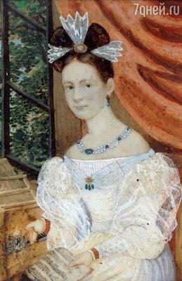 В доме Вика появилась новая ученица — 18-летняя дочь богемского барона Эрнестина фон Фриккен. У Шумана и Эрнестины вспыхнул роман