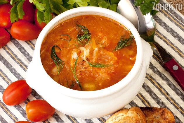 Суп по-польски