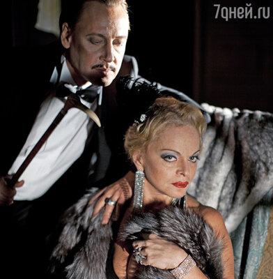 Дмитрий Харатьян и Лариса Долина