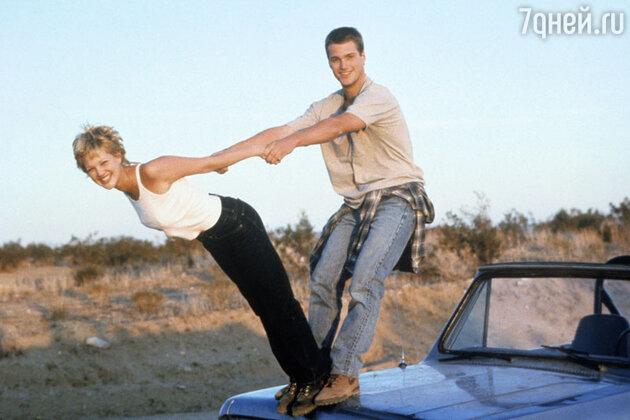 Кадр из фильма «Дикая любовь» 1995 г.