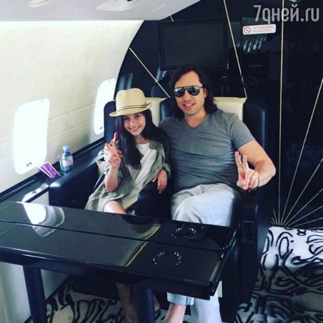 Александр Ревва и Алиса