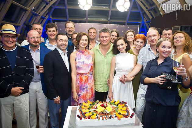 Олег Тактаров, Дмитрий Дибров, Ирина Безрукова, Елена Захарова