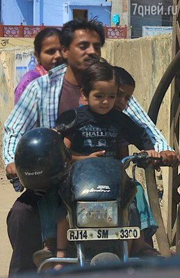 Поездка Натальи Водяновой в Индию