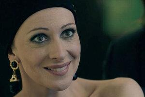 ВИДЕО: эксклюзивная премьера трейлера нового фильма Павла Лунгина «Дама пик»