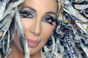 67-летняя Шер сняла первый танцевальный клип за 12 лет