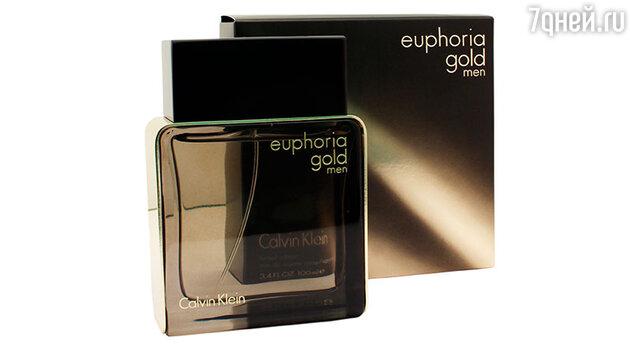 ��������� ���� ��� ������ Euphoria Gold Men �� Calvin Klein