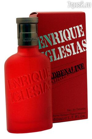 ������� ��������� ���� Adrenaline �� Enrique Iglesias