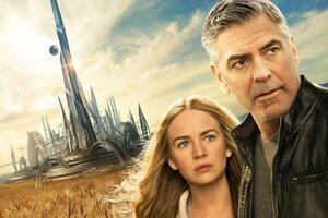 Вышел новый трейлер к фильму «Земля будущего» с Джорджем Клуни