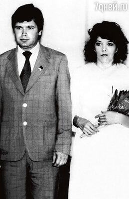 Свадьба родителей Веры— Виктора Михайловича иТамары Витальевны