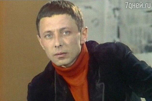 Олег Даль в фильме «Трубка коммунара», 1977 год