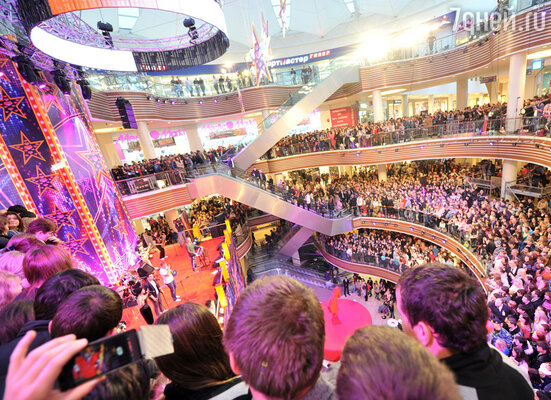 На празднике побывало более 200 тысяч гостей