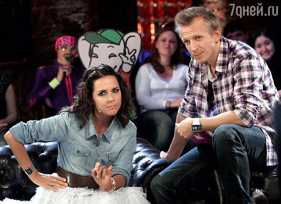 «Два стервятника, два тарантула»: известными телеведущими ОльгуШелест и Антона Комолова сделал телеканал MTV