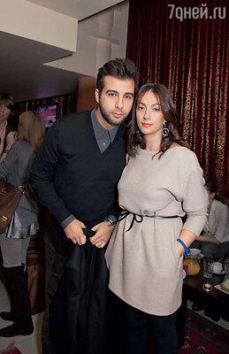 Иван с женой Натальей
