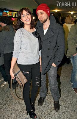 Ольга с мужем Алексеем