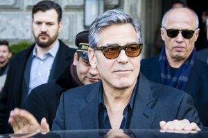 Джордж Клуни проигнорировал открытие Каннского фестиваля