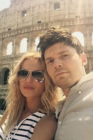 Андрей Сафронов и Елена Барткова