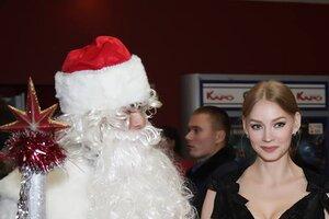 Светлана Ходченкова оценила Федора Бондарчука в роли Деда Мороза