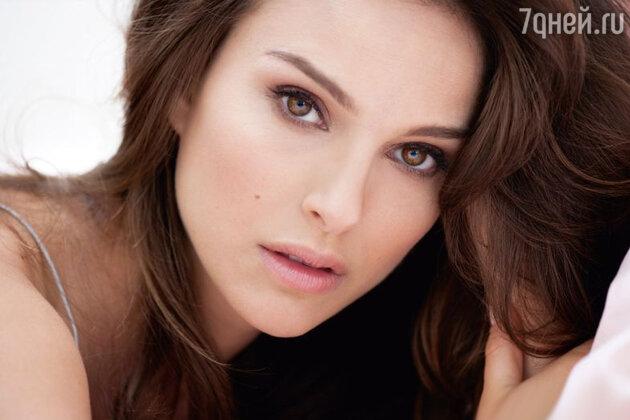 Натуральный макияж Натали Портман