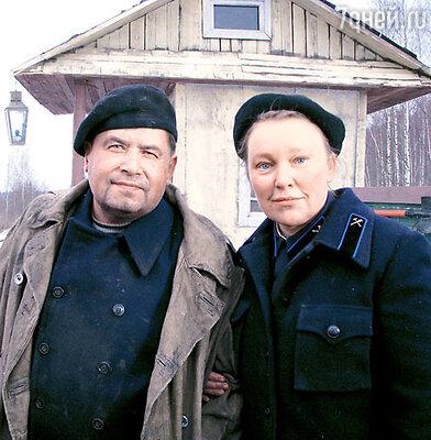 Николай Расторгуев и Галина Бокашевская