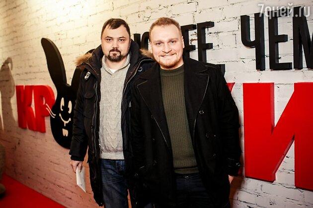 Алексей Голубев и Сергей Сафронов
