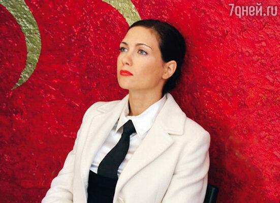 Екатерина Климова в боевике «Антикиллер Д.К.: Любовь без памяти»