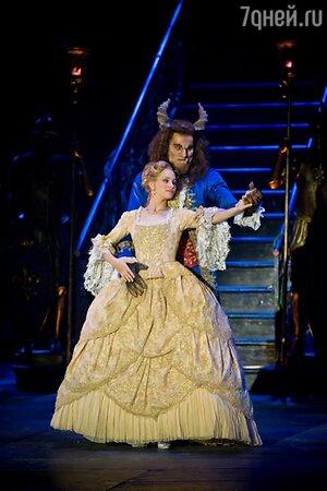 8 октября состоится премьера мюзикла «Красавица и Чудовище»