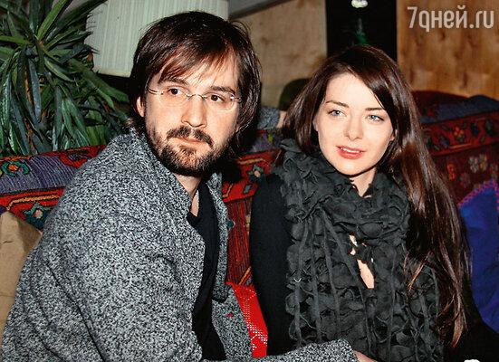 Большую роль в жизни Марины Александровой сейчас играет режиссер Андрей Болтенко