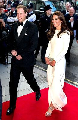 Пока Кейт Миддлтон не беременна, но в недалеком будущем в семействе принца Уильяма и герцогини Кембриджской ожидается пополнение