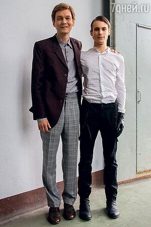 Филипп и Иван Янковские