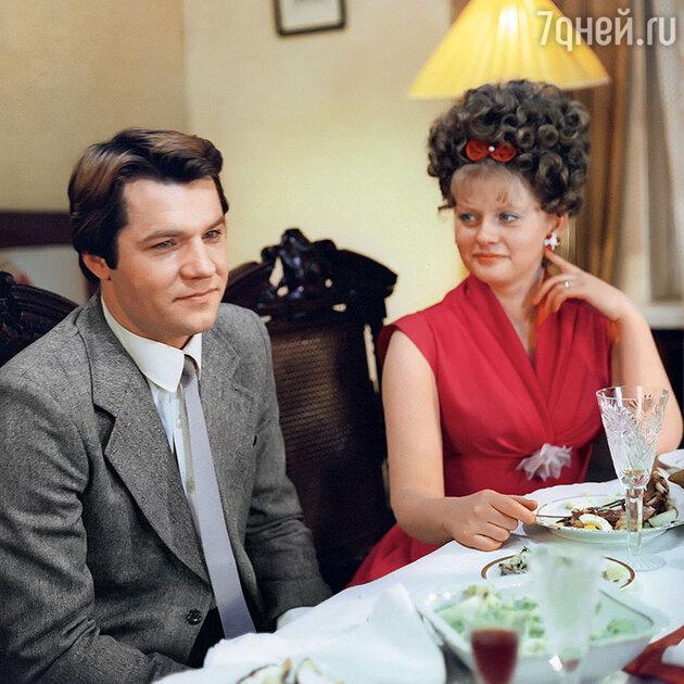 Александр Фатюшин и Ирина Муравьева