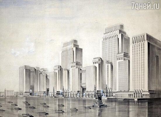«Мы создали из Москвы столицу»