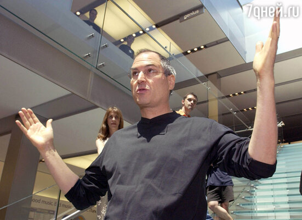 В больнице Стив по-прежнему чудил. Кпримеру, срывал прибор, измеряющий количество кислорода в крови, утверждая, что его дизайн никуда не годится…
