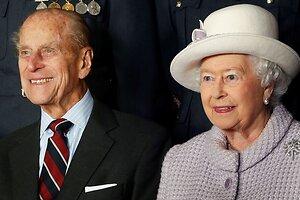Супруг королевы Елизаветы II продемонстрировал «не королевскую» выдержку