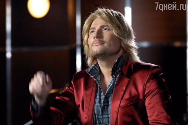 Клип Николая Баскова на песню «Вишневая любовь»