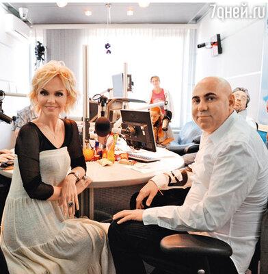 Валерия и Иосиф Пригожин тоже «засветились» на рекордном радиоэфире
