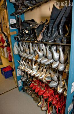 Рабочая обувь — главное, размер не перепутать
