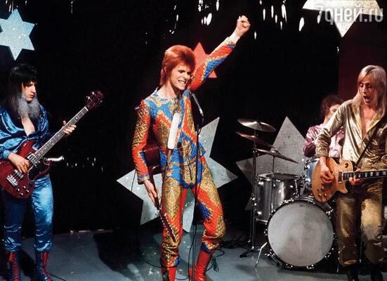 У Дэвида была железная уверенность, что он обязательно станет знаменитым. Он заражал этой уверенностью окружающих