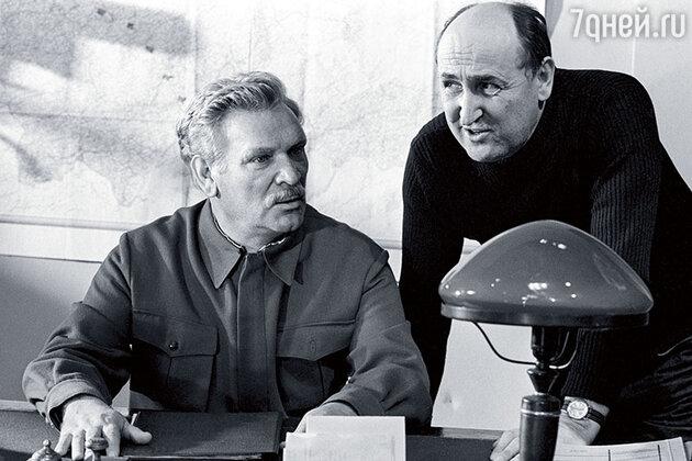 Валерий Усков с Петром Вельяминовым
