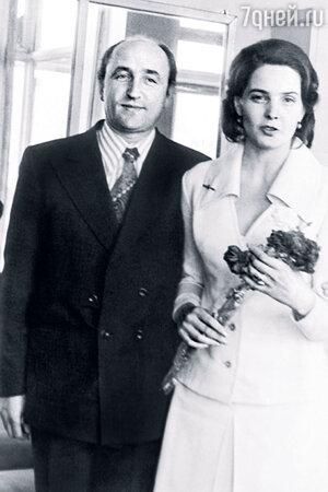 Валерий Усков и Наталья Челобова
