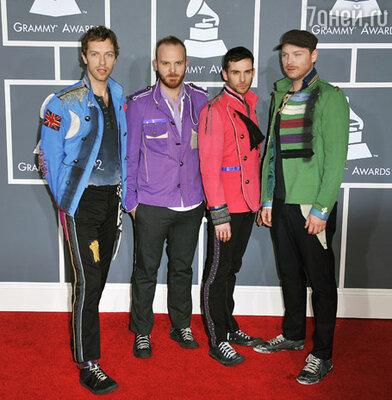 """Группа """"Coldplay"""""""