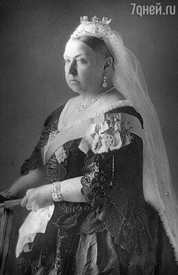 Королева Виктория внесла самый большой вклад в создание коллекции королевских драгоценностей