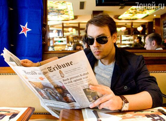 Ресторанчики Восточного Лондона, куда я отправлялся на прогулку, уличные рынки и галереи в индустриальных лофтах. Все эти впечатления и привели к созданию коллекции haute couture Brick Lane, которую я недавно представил в Москве